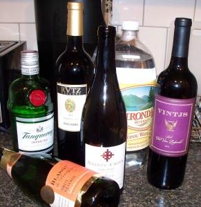Refundable bottles