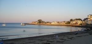 Rockport MA beach