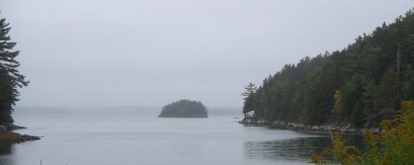 Tenpound Island, St. George, ME
