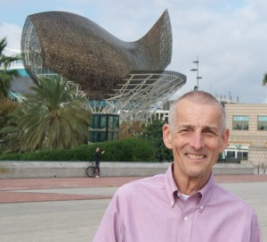 Frank Gehry Peix (fish) at Barcelona's waterfront