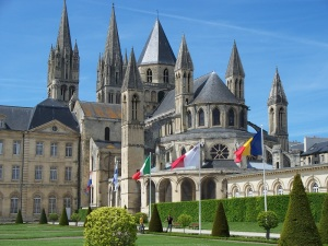 Abbey of St. Etienne, Caen, France