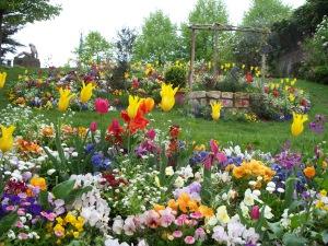 Jardin de Reuilly, Paris, France