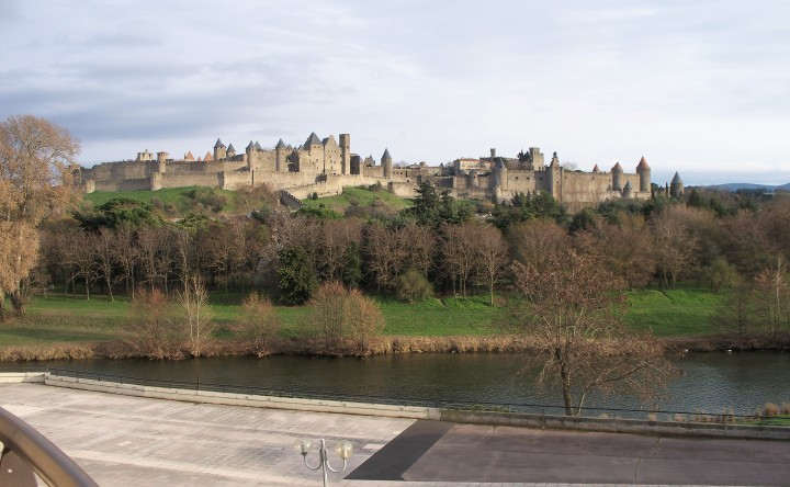 Carcassonne Cité