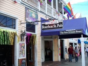 Bourbon St pub