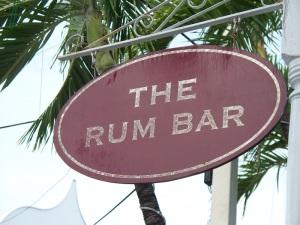 Rum bar key west