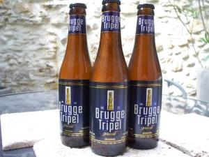 Brugge Tripel beer