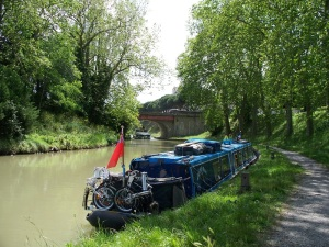 Tranquil walks along the Canal-du-Midi