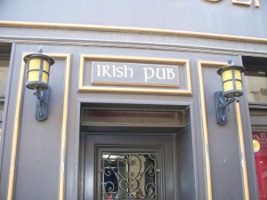 Irish pub #2