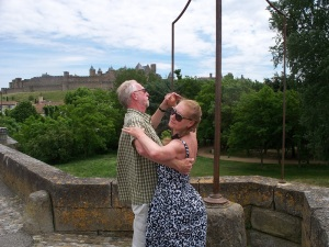 Dancing in Carcassonne