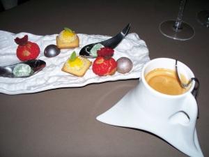 Dessert, round 1