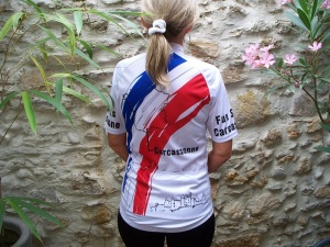 The Carcassonne jersey