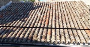 Rooftop tiles