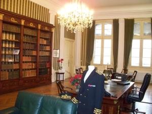 Prefecture's office