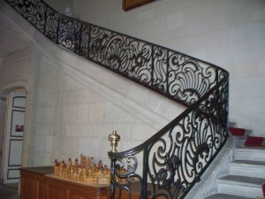Stairway of honor