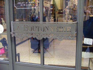 The button shop mercanerie