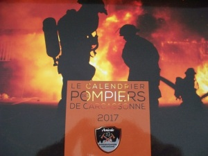 Firefighters' calendar