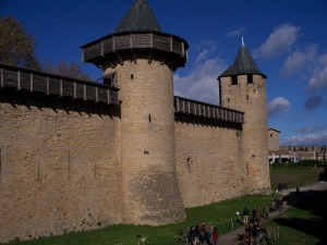 A castle within a castle