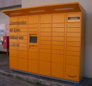 Automatic locker